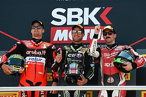 World Superbike Race report Misano WSBK: Rea eases to ninth victory of 2018