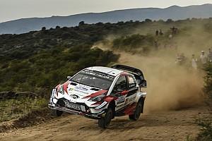 WRC Отчет о секции Тянак завершил первый день Ралли Аргентина лидером