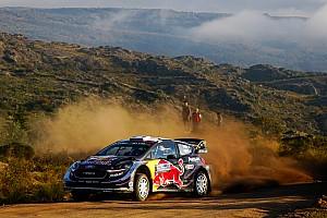 WRC Breaking news M-Sport finds low-grip fix after Argentina struggles