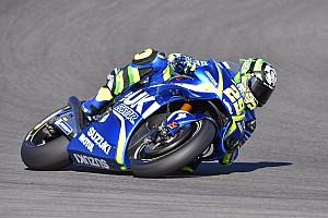 MotoGP Practice report FP1 MotoGP Valencia: Iannone tercepat, Dovi ungguli Marquez