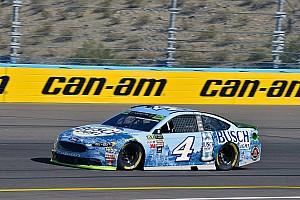 NASCAR Cup Practice report Harvick leads second Cup practice from Phoenix