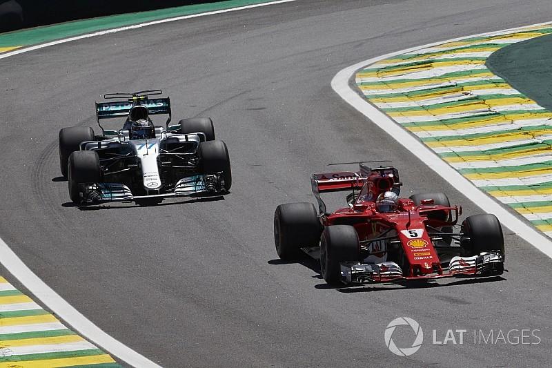 Vettel dice que hay que dejar de quejarse por la falta de adelantamientos