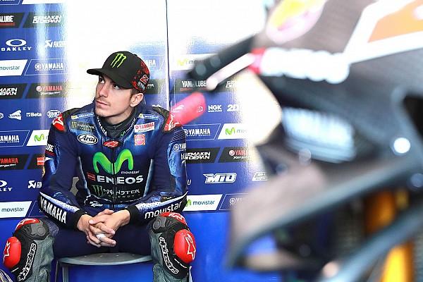 MotoGP Vinales bingung dengan inkonsistensi Yamaha