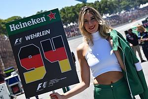 Formel 1 Fotostrecke Formel 1 2017: Die schönsten Girls beim GP Brasilien