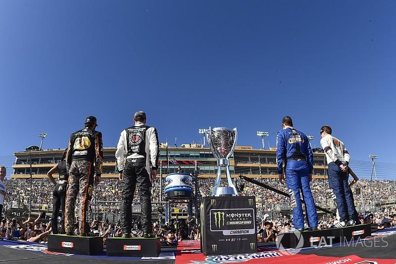 Harvick cree que NASCAR debe ser todavía más innovadora