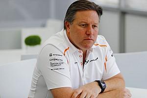Formel 1 News McLaren strukturiert um: Zak Brown führt Rennabteilung an