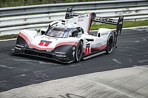 Porsche a refusé de tenter de battre le record de Goodwood