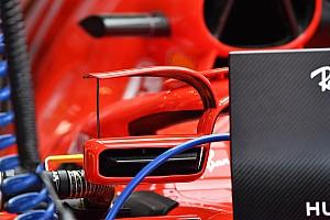 Forma-1 Motorsport.com hírek A Ferrarinak le kell szerelnie a tükrét a Halóról?!