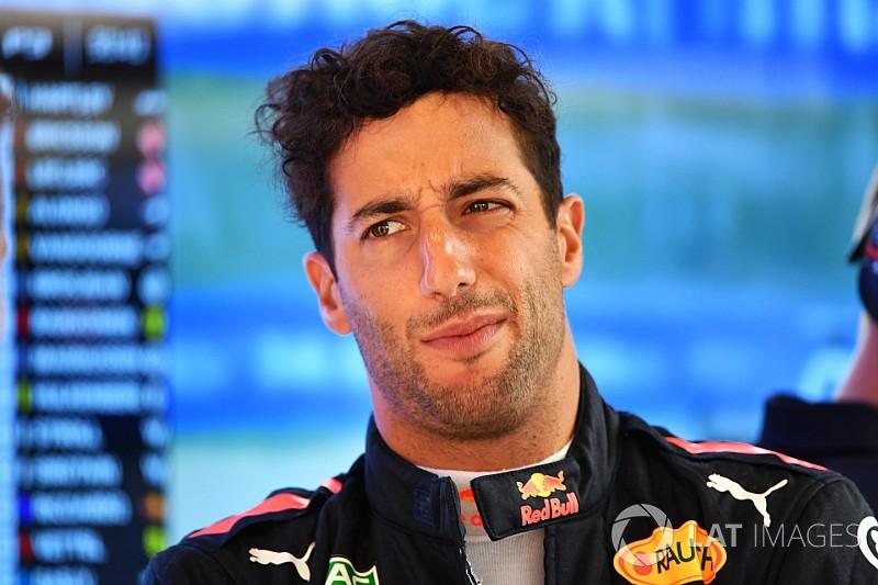Newey confirma punição a Ricciardo no GP do Canadá