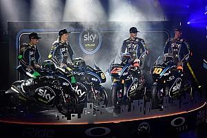 Moto2 Ultime notizie Lo Sky Racing Team VR46 si presenta con grandi ambizioni per il 2018
