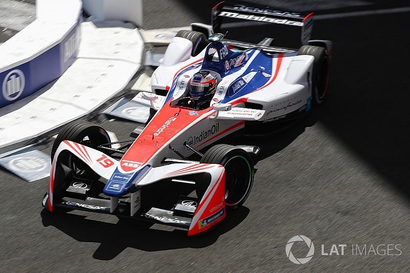 Qualifs - Rosenqvist en pole avec sept dixièmes d'avance