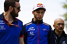 Gasly: Honda niet in F1 om