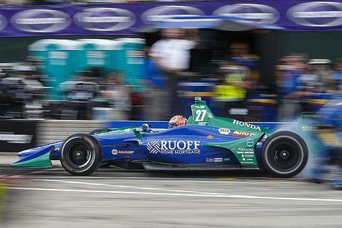 Ruoff becomes associate sponsor for Andretti Autosport