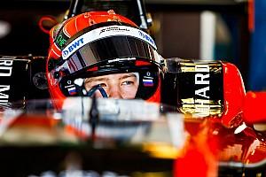 GP3 Отчет о тестах Мазепин показал третье время финального дня тестов GP3