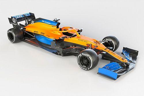 McLaren, 2020 F1 aracı MCL35'i tanıttı!