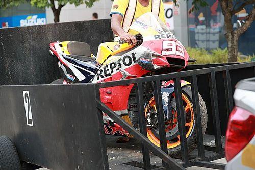Honda HRC toca fondo sin Marc Márquez