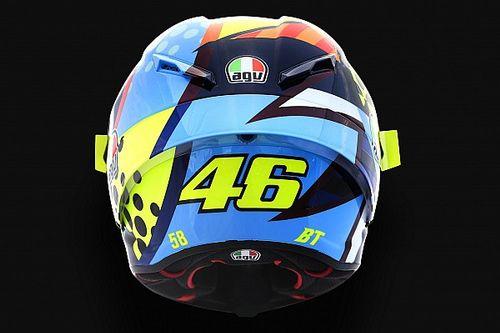 GALERIA: Veja os capacetes dos pilotos na pré-temporada da MotoGP