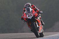 Eerste WSBK-zege voor Redding op Jerez, Van der Mark valt uit