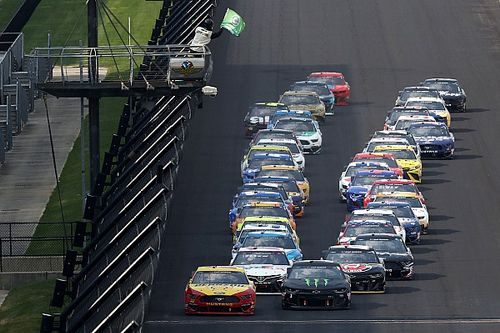 2020 Brickyard 400 NASCAR Cup Series results