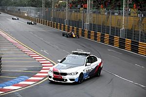 Update Macau GP: Vijf betrokkenen bij crash, iedereen bij kennis