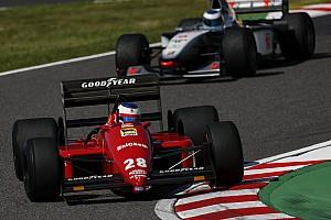 Photos - Quand les F1 vintage envahissent Suzuka