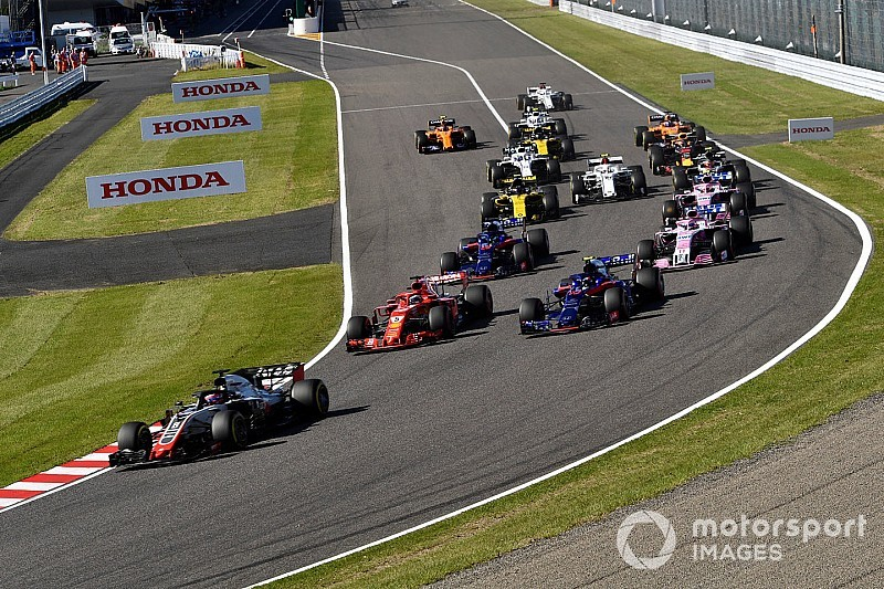 Formula 1, puan sistemini değiştirme fikrinden vazgeçti