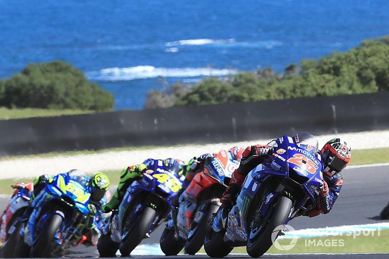 Menang, Vinales pulihkan momentum Yamaha