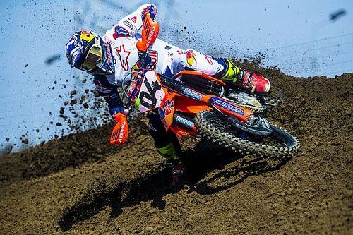 Dovizioso se accidentó en motocross y fue llevado a un hospital