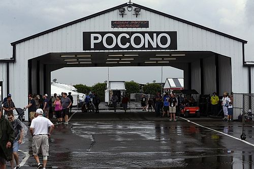 Saturday's NASCAR Truck race at Pocono postponed until Sunday