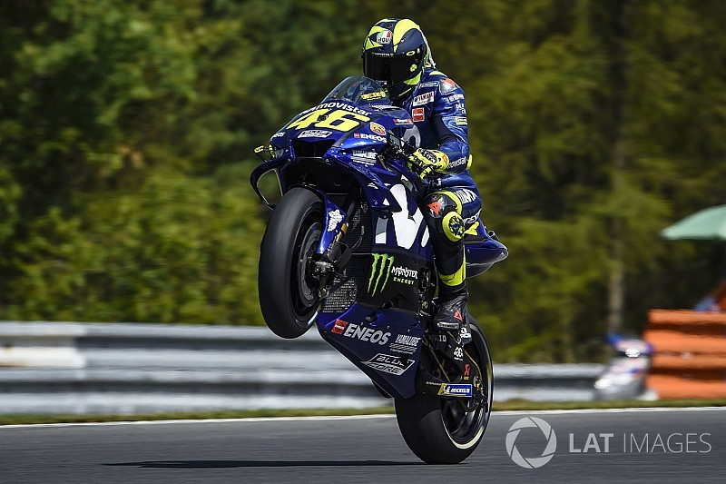 Rossi erwartet Kampf in Brünn: