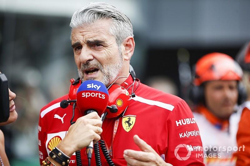 Одне коло позбавило Ferrari перемоги - Аррівабене
