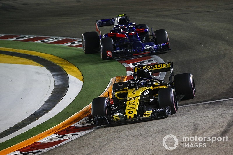 Verstappen dice que Honda no empezará 2019 peor que Renault