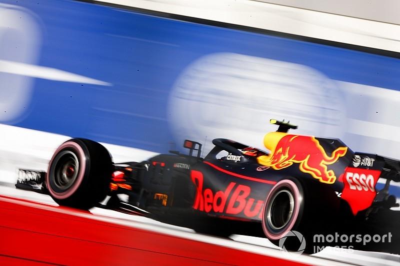 Drei Plätze nach hinten: Strafe für Max Verstappen