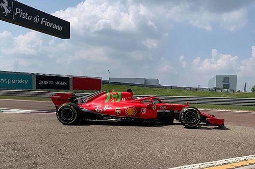 Schumacher ve Ilott, SF71H ile Fiorano testini tamamladı