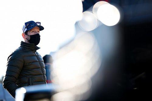 Grosjean, Haas'ın kendisine sponsor olmamasına saygı duyuyor