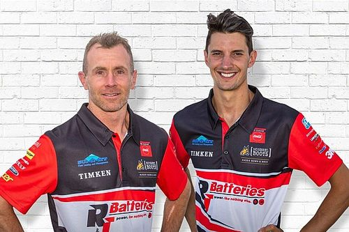 Wood to partner Percat at Bathurst