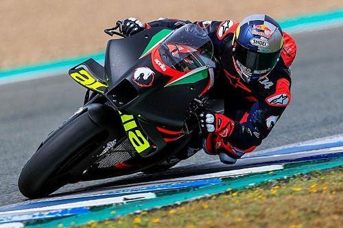 Dovizioso Mulai Uji Aprilia RS-GP di Jerez
