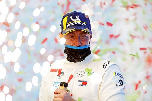 "Vandoorne: Rome Formula E win ""redemption"" for Mercedes"