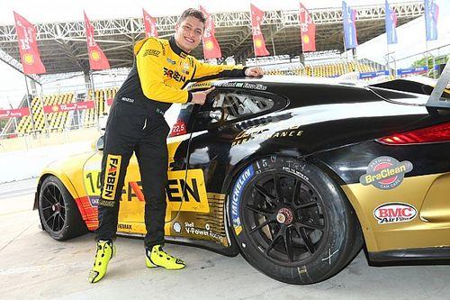 Porsche Cup: Jeff Giassi, campeão no automobilismo virtual, faz sua estreia na pista 'real' nos 500 Km de Interlagos