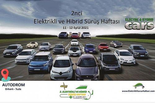 11 - 12 Eylül'deki Elektrikli ve Hibrit Sürüş Haftası'na herkes davetli