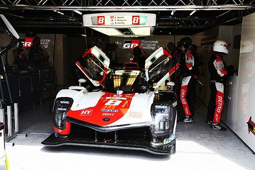 Toyota admits to reliability concerns ahead of Le Mans