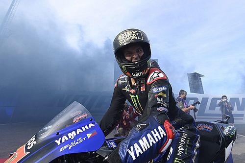 Fabio Quartararo mistrzem MotoGP 2021