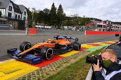 McLaren goes experimental to get 2021 F1 head start