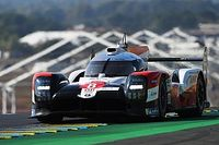 Le Mans 24h: Toyota leads red-flagged first practice