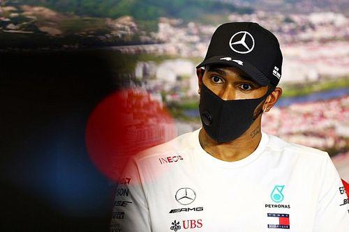 """Masi risponde a Hamilton: """"Giudicato come gli altri 19 piloti"""""""