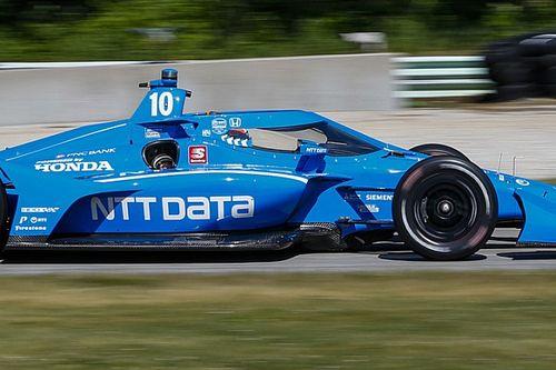 Палоу выиграл гонку IndyCar на «Роуд Америка»