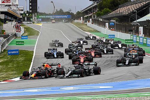 【F1動画】第4戦スペインGP決勝ハイライト