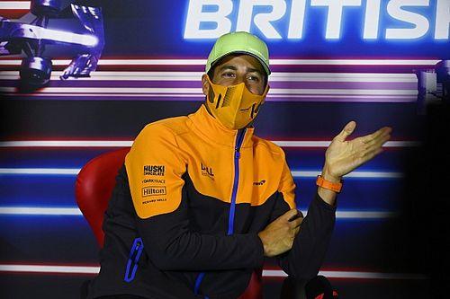 F1- Ricciardo admite que negociação com Ferrari nunca foi longe
