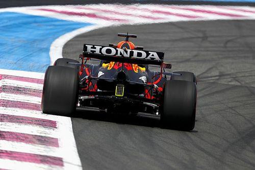 F1: Red Bull solicita revisão das zebras após erro de Verstappen em Paul Ricard