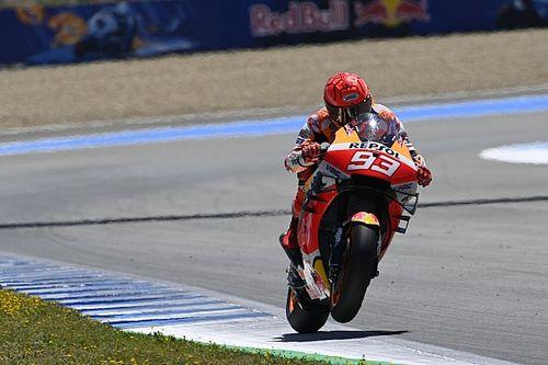 Marquez identifies 2021 Honda MotoGP bike weakness